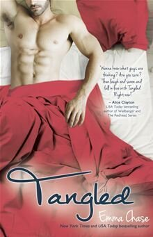 Tangled is a romance novel optioned for a movie on Passionflix.