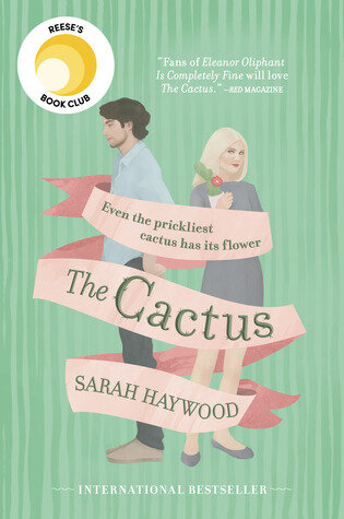 The Cactus is a romance book optioned for a movie. Check out the full list of romance books to movies and TV series coming in 2021
