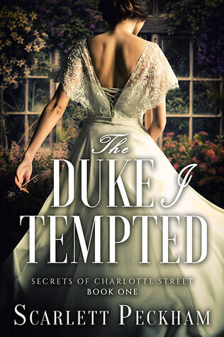 The Duke I Tempted is a historical erotic romance book from Scarlett Peckham. Check out the book review from romance book blogger, She Reads Romance Books, to see if this is a romance book worth reading.