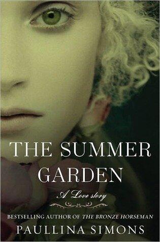 The Summer Garden historical romance book cover.