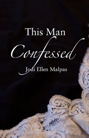 This Man Confessed is a romance novel optioned for a movie on Passionflix.