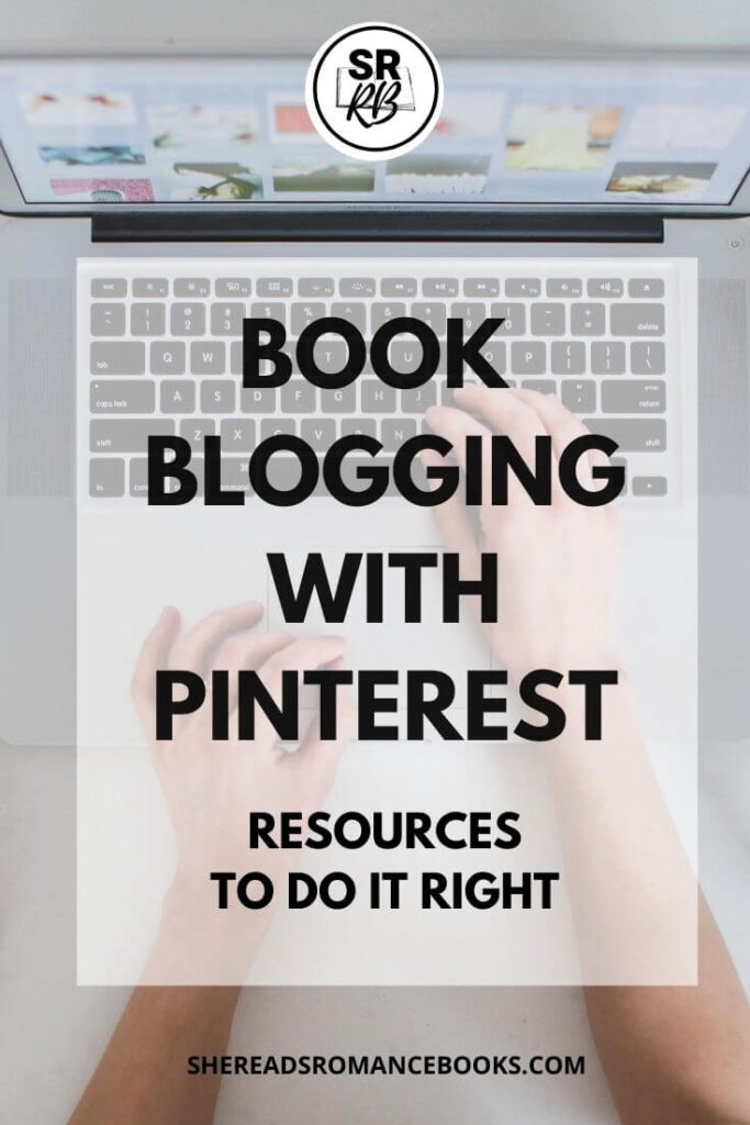 Book blogging with Pinterest
