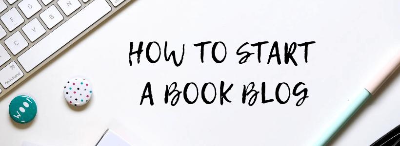 Start a Book Blog