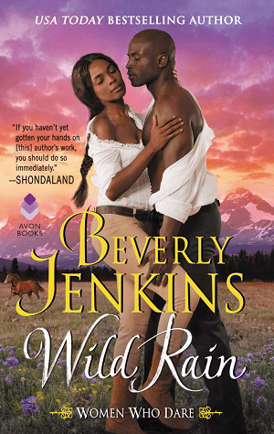 Wild Rain is a book from one of today's popular black romance authors.