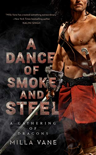 A Dance of Smoke and Steel is a new romance book release in October 2021.