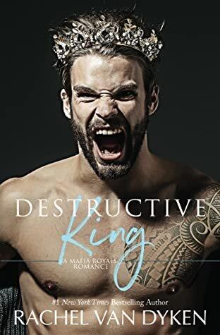 Destructive King book cover.