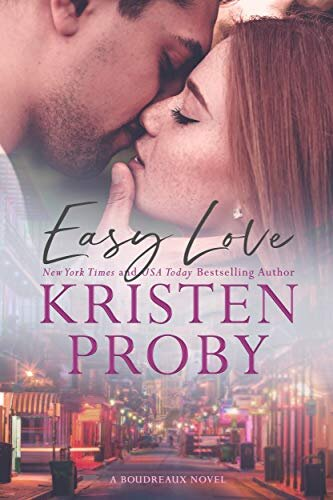 Easy Love is a romance novel optioned for a movie on Passionflix.
