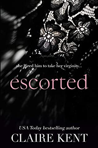 Escorted is an erotic romance book from Claire Kent. Check out the book review from romance book blogger, She Reads Romance Books, to see if this is a romance book worth reading.
