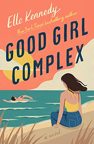 Good Girl Complex is a new romance book release coming in February 2022.