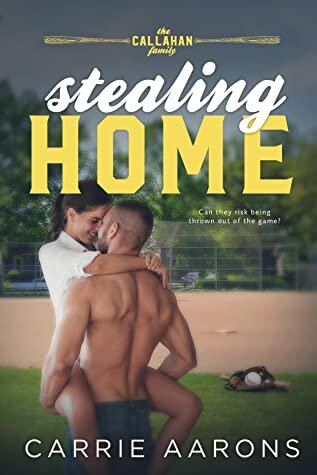 Stealing Home is the latest contemporary, sports romance book from Carrie Aarons. This book takes a poignant look at domestic violence and how love can be found again. Check out the book review from romance book blogger, She Reads Romance Books, to see if this is a sports romance book worth reading