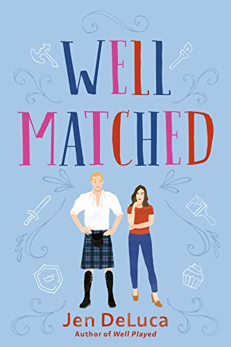Well Matched is a new romance book release in October 2021.