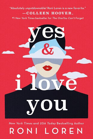 Yes & I Love You  is a new contemporary romance book from Roni Loren. Read the full book review by romance book blogger, She Reads Romance Books to see if this is a book worth reading for you!