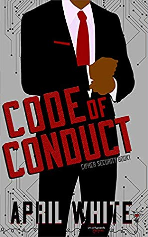 Code of Conduct romance book cover.