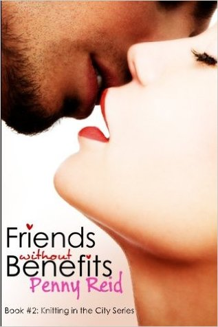 Friends Without Benefits romance book cover.