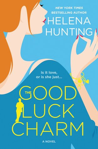 Good Luck Charm romance book cover.