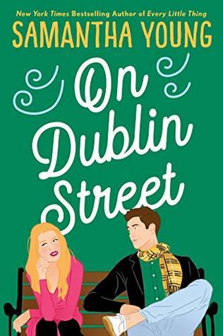 On Dublin Street romance book cover.