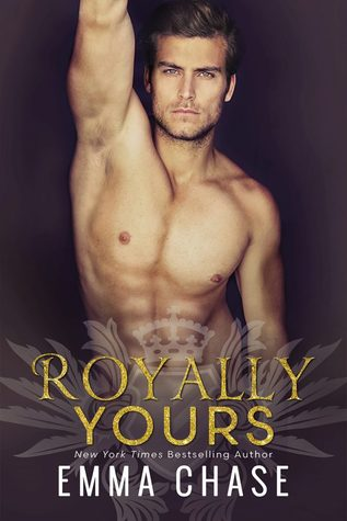 Royally Yours is a hot romance book cover.
