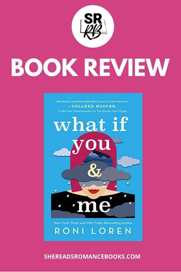 What If You & Me Book review from She Reads Romance Books.