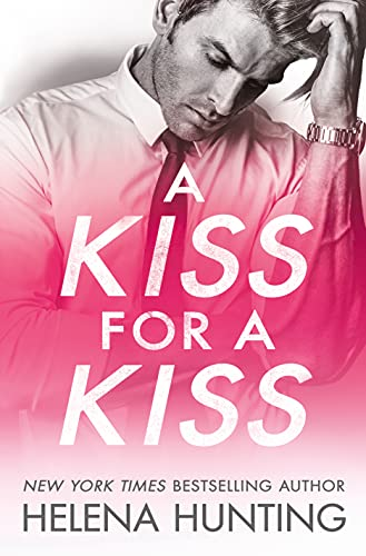 A Kiss for a Kiss new romance book release in May 2021.