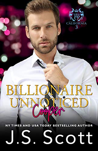 Billionaire Unnoticed Cooper is a new romance book release for December 2021.