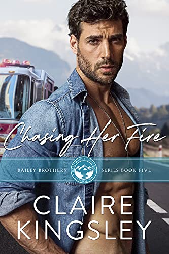 Chasing Her Fire is a romance book from Claire Kingsley.