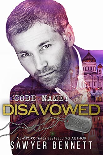 Code Name: Disavowed is a new romance book release coming December 2021.