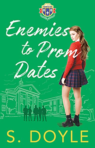 Enemies to Prom Dates new romance book release in May 2021.