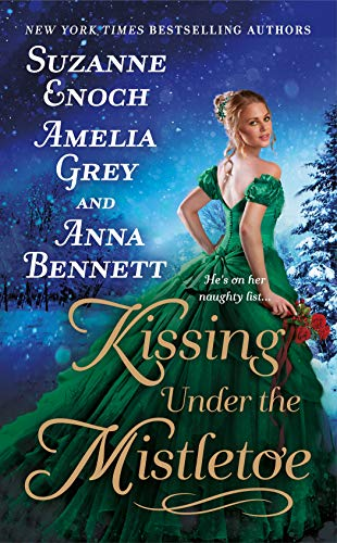 Kissing Under the Mistletoe is a new Christmas romance book releasing in 2021.