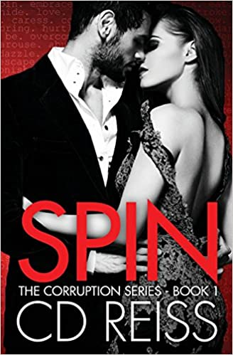Spin is a romance book by CD Reiss