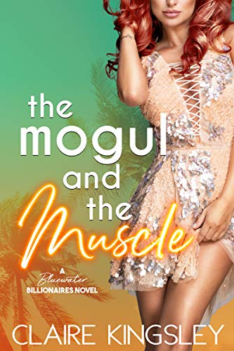 The Mogul and the Muscle is a recommended billionaire romance novel according to romance book blogger, She Reads Romance Books.