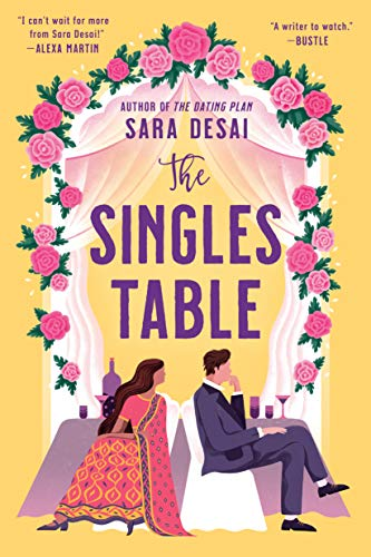 The Singles Table is a new romance book release for November 2021.
