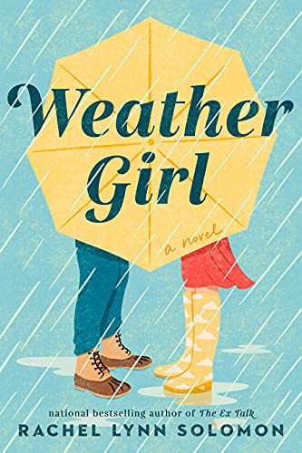 Weather Girl is a new romance book release coming January 2022.
