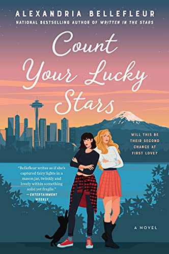Count Your Lucky Stars is a new romance book release coming February 2022