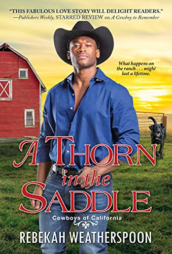A Thorn in the Saddle is an upcoming romance book release for October 2021.