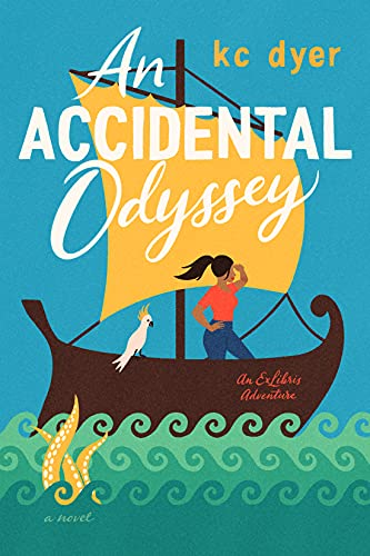 An Accidental Odyssey is a new romance book release coming December 2021.