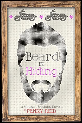 Beard in Hiding is a new romance book release coming October 2021.
