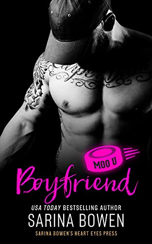 Boyfriend is a new romance book release coming October 2021.