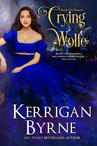Crying Wolfe is a May 2022 new romance book release.