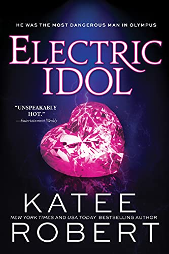 Electric Idol is a new romance book release coming January 2022.