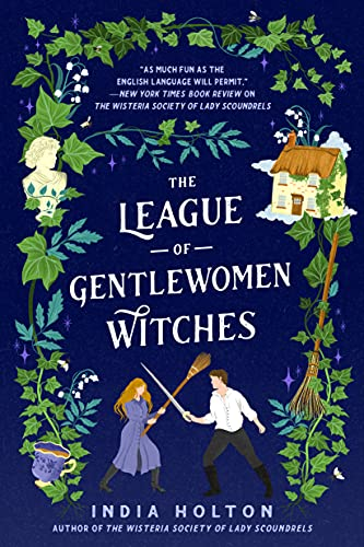 The League of Gentlewomen Witches is a March 2022 romance book release.