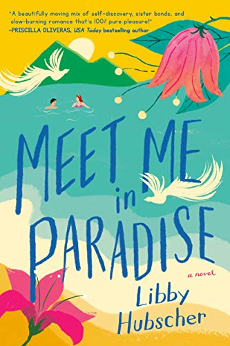 Meet Me in Paradise is a romance book that inspires travel for the armchair tourist.