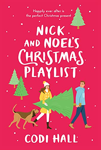 Nick and Noel's Christmas Playlist is a new romance book release for Christmas coming October 2021.
