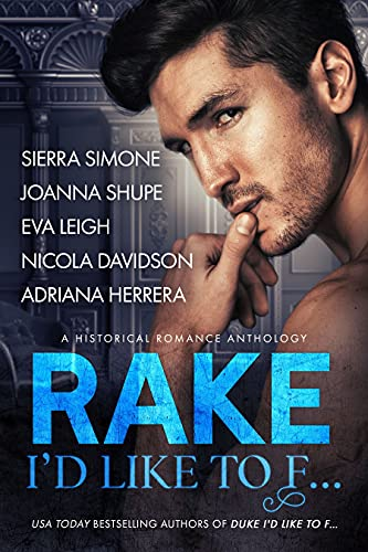 Rake I'd Like to F is a new romance book release coming November 2021.