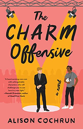 The Charm Offensive is a new romance book release coming September 2021.