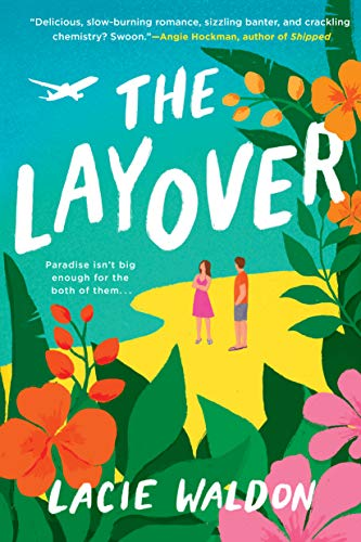 The Layover is a romance book that inspires travel for the armchair tourist.