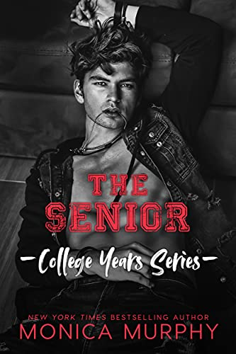 The Senior is a new romance book release coming November 2021.