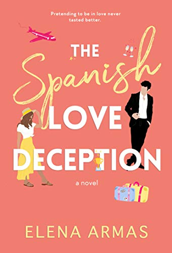 The Spanish Love Deception is a romance book with some of the best love quotes in books.