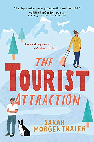 The Tourist Attraction is a romance book that inspires travel for the armchair tourist.