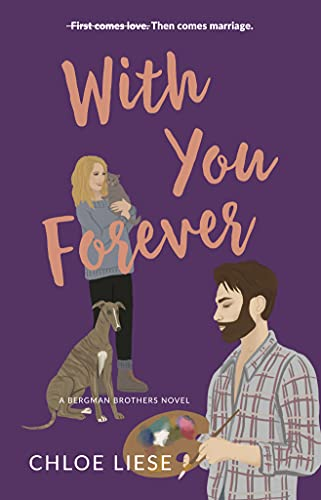 With You Forever is a new romance book release coming September 2021.
