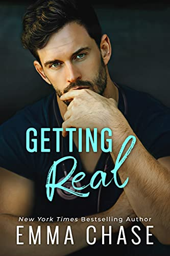 Getting Real is a new romance book release coming January 2022.